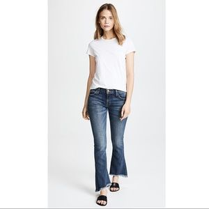 NWT CURRENT/ELLIOTT The Flip Flop Flare Jean